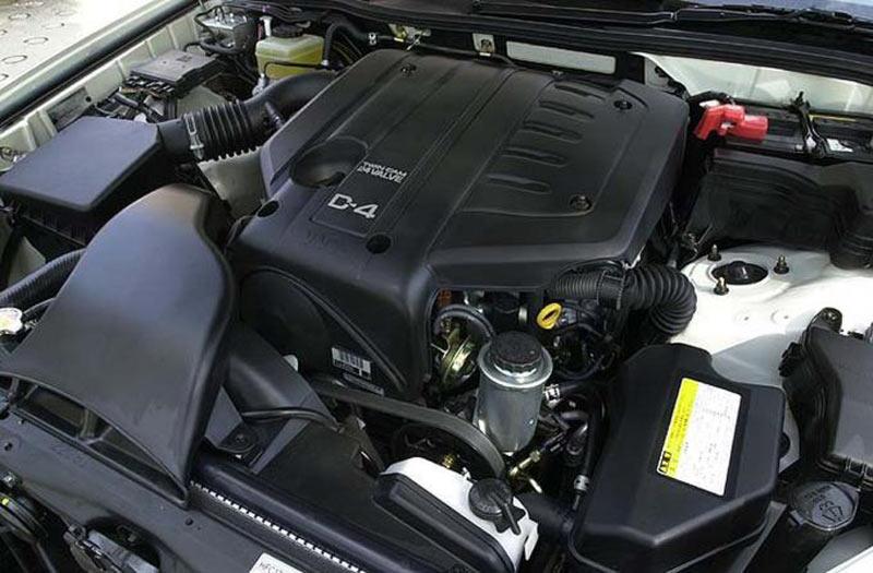Toyota D4