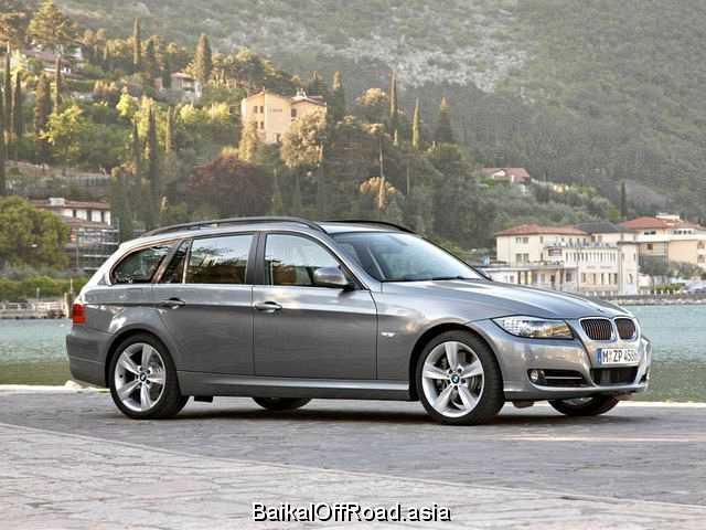 BMW 3 Series Touring (facelift) 325xi  (218Hp) (Механика)