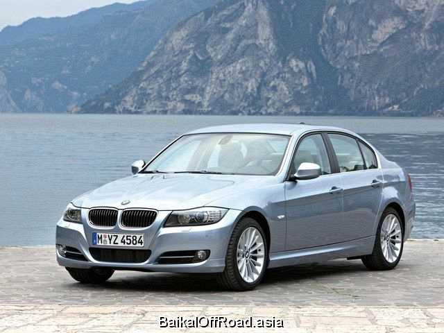 BMW 3 Series (facelift) 335xi  (306Hp) (Механика)