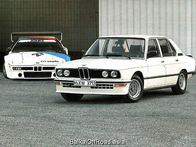 BMW 5 Series 518  (90Hp) (Механика)