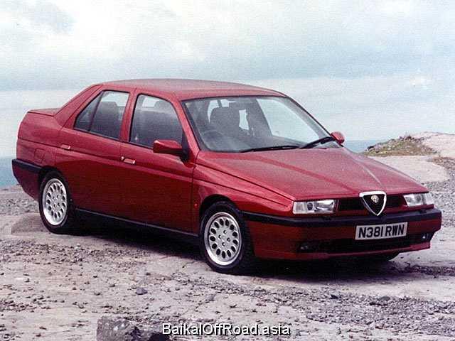 Alfa Romeo 155 1.8 T.Spark (105Hp) (Механика)