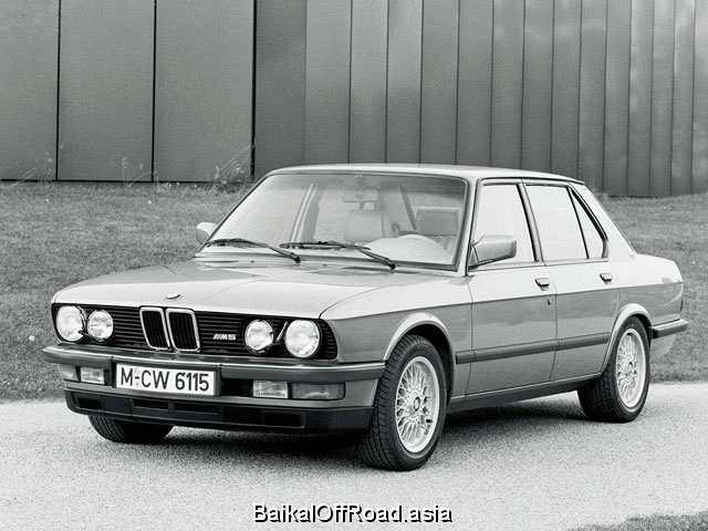 BMW M5 535i  (218Hp) (Механика)