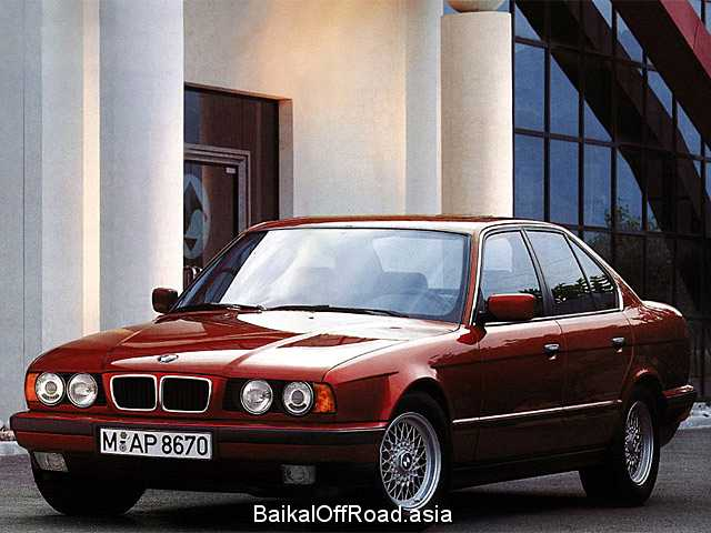 BMW 5 Series 520i  (150Hp) (Механика)