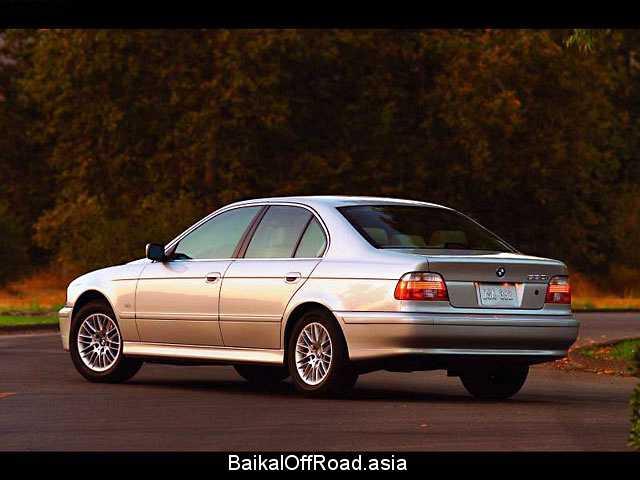 BMW 5 Series 525i  (192Hp) (Механика)