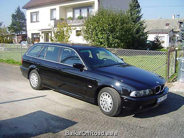 BMW 5 Series Touring 525d  (163Hp) (Механика)