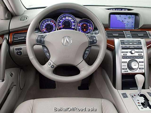 Acura RL 3.7 AWD (300Hp) (Автомат)