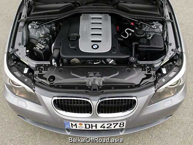 BMW 5 Series Touring 520d  (177Hp) (Механика)
