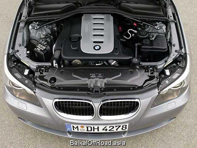 BMW 5 Series Touring 550i  (367Hp) (Механика)