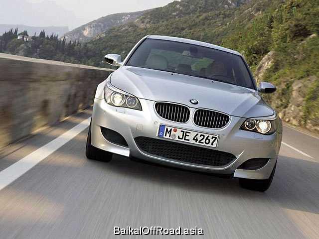 BMW M5 Touring 5.0 (507Hp) (Механика)