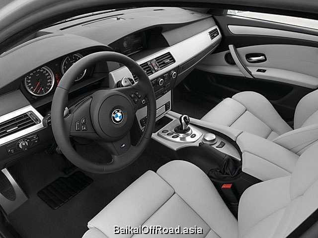 BMW 5 Series 520d  (184Hp) (Механика)