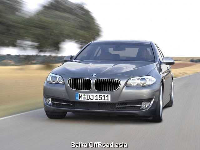 BMW 5 Series 550i xDrive (407Hp) (Автомат)