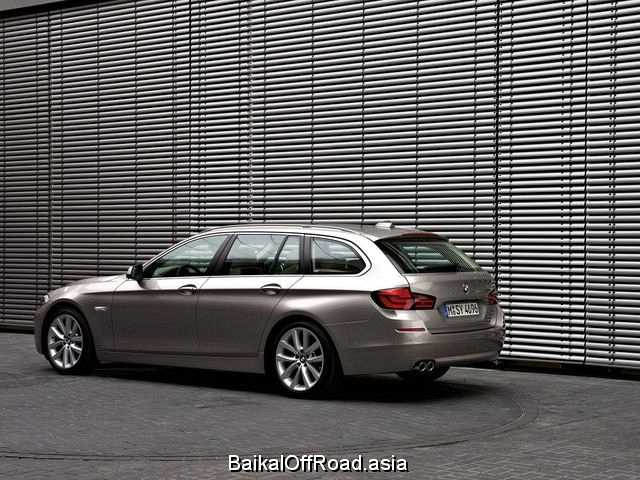 BMW 5 Series Touring 535i  (306Hp) (Механика)
