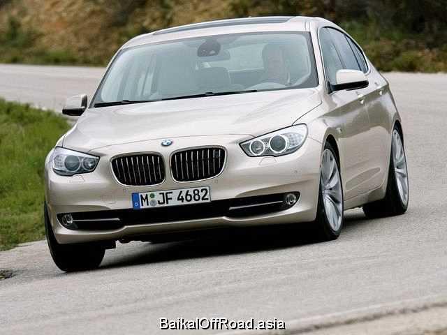 BMW 5 Gran Turismo 3.0 d (245Hp) (Механика)