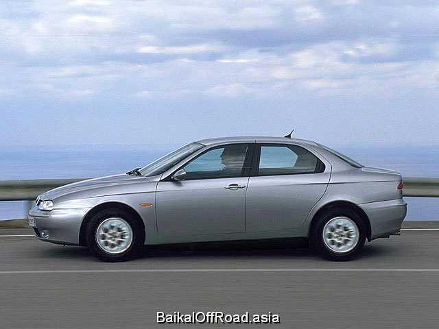 Alfa Romeo 156 2.5 i V6 24V (190Hp) (Автомат)