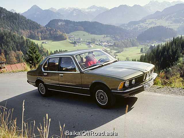 BMW 7 Series 732i/733i  (197Hp) (Механика)