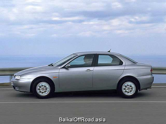 Alfa Romeo 156 2.5 V6 24V Q-system (190Hp) (Автомат)