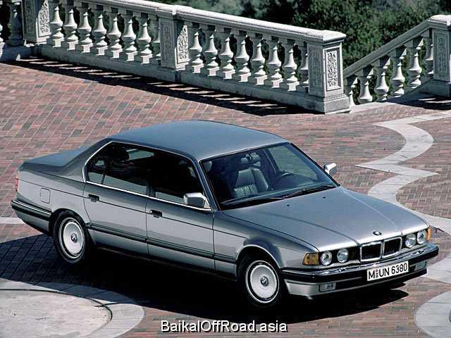 BMW 7 Series 725tds  (143Hp) (Механика)