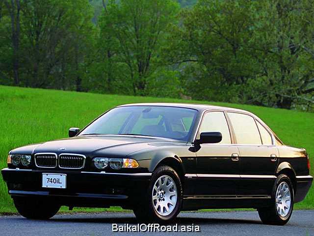 BMW 7 Series 740i  (286Hp) (Механика)