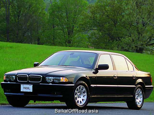 BMW 7 Series 750iL  (326Hp) (Автомат)