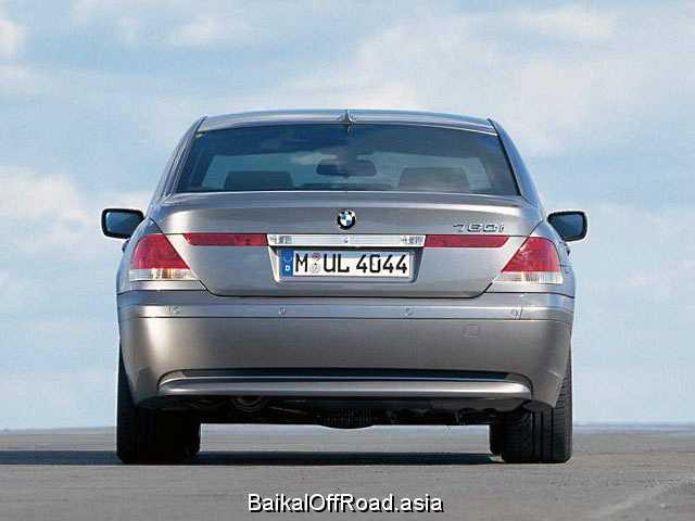 BMW 7 Series 735iL  (272Hp) (Автомат)