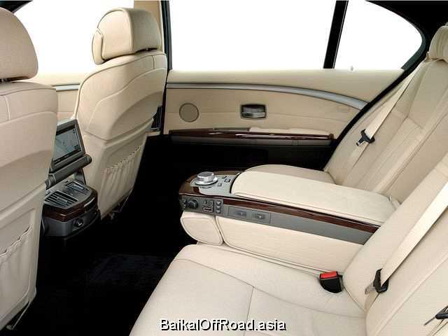 BMW 7 Series Long 730Ld  (245Hp) (Автомат)