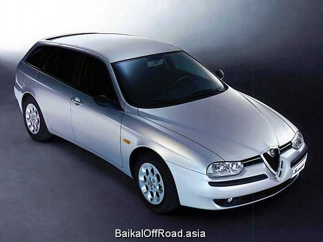 Alfa Romeo 156 Sportwagon 2.0 JTS (165Hp) (Механика)