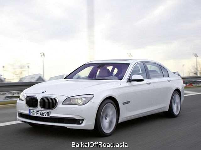 BMW 7 Series Long 750Li ActiveHybrid (450Hp) (Автомат)