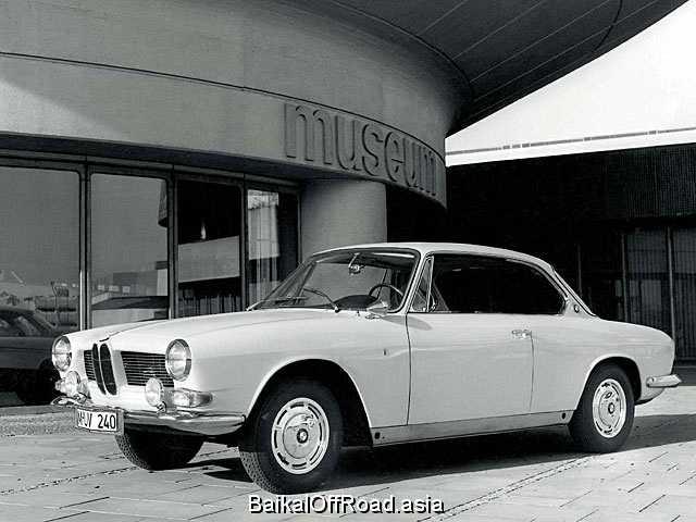 BMW 2000 Coupe 2.5 CS (150Hp) (Механика)