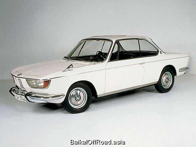 BMW 2000 Coupe 2000 CS (120Hp) (Автомат)