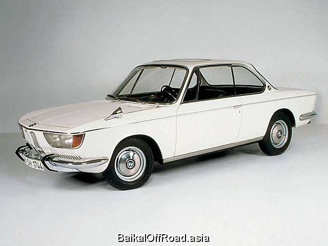 BMW 2000 Coupe 2800 CS (170Hp) (Механика)