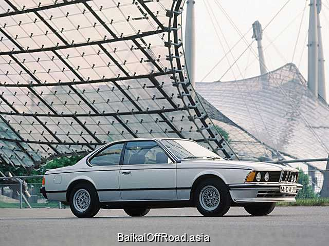 BMW 6 Series 635 CSi (211Hp) (Автомат)