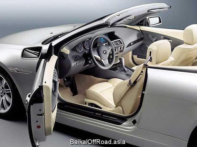 BMW 6 Series Convertible 630i  (272Hp) (Механика)