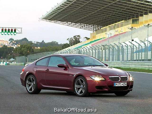 BMW M6 Cabrio 5.0 i V10 (507Hp) (Автомат)