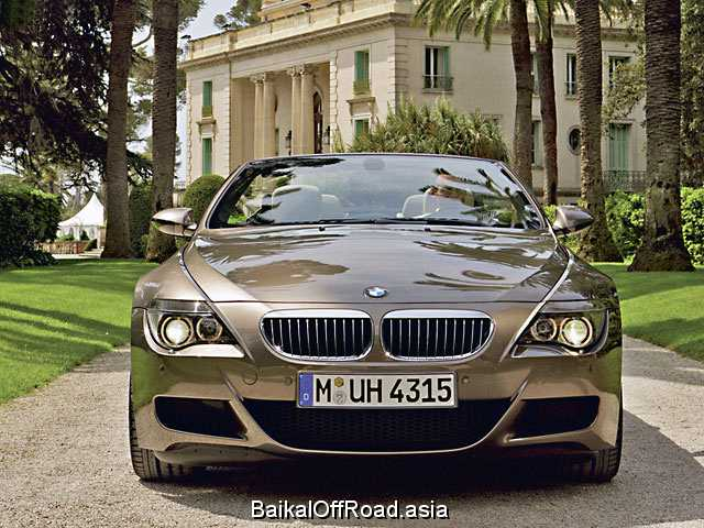 BMW 6 Series 640i  (320Hp) (Автомат)