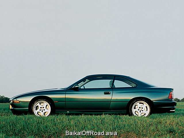 BMW 8 Series 850CSi  (400Hp) (Механика)