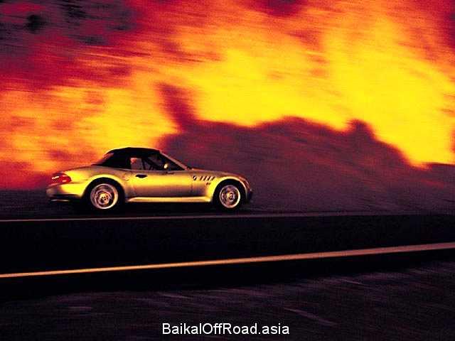 BMW Z3 Roadster 1.9 (140Hp) (Механика)