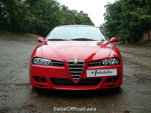 Alfa Romeo 156 GTA Sportwagon (facelift) 3.2 i V6 24V (250Hp) (Механика)