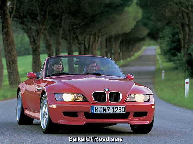 BMW Z3 M Coupe 3.2 (325Hp) (Механика)