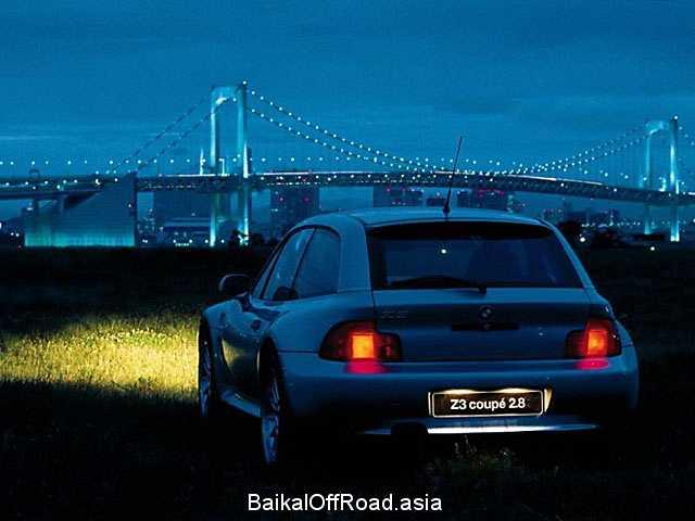 BMW Z3 Coupe 3.0i (231Hp) (Автомат)