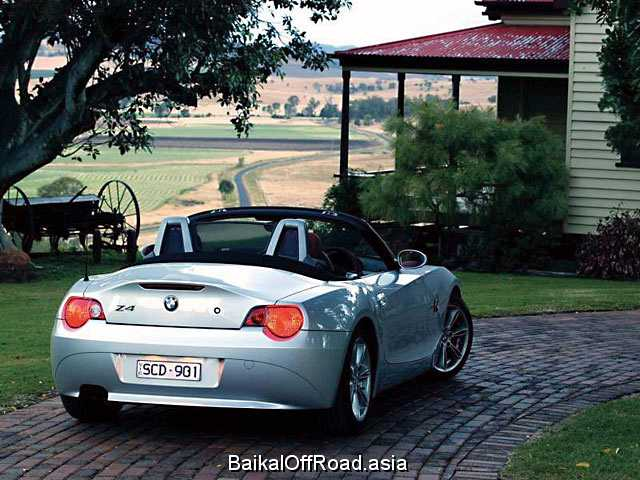 BMW Z4 2.5si (218Hp) (Механика)