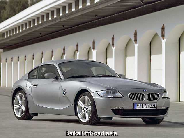 BMW Z4 M Coupe 3.2 (343Hp) (Механика)