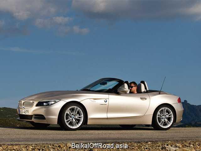 BMW Z4 30i sDrive (258Hp) (Механика)