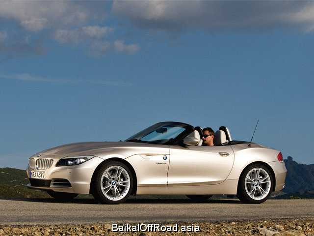 BMW Z4 35i sDrive (306Hp) (Механика)