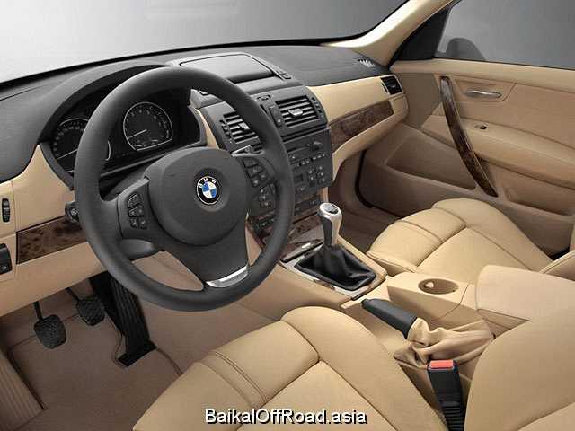 BMW X3 2.5 i (192Hp) (Механика)