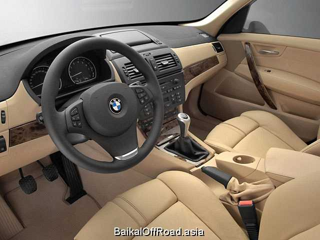BMW X3 2.5 i (192Hp) (Автомат)