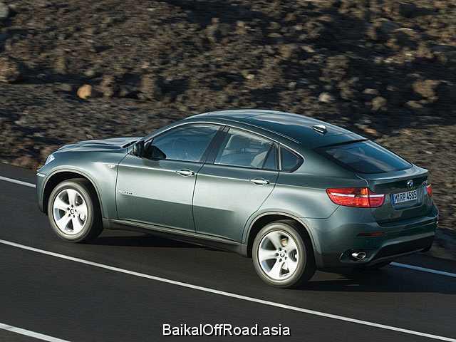 BMW X6 M 4.4 (555Hp) (Автомат)