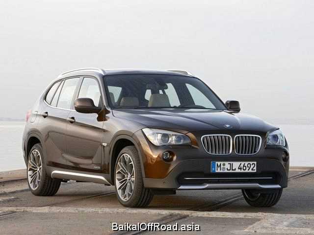 BMW X1 2.0 d (204Hp) (Механика)