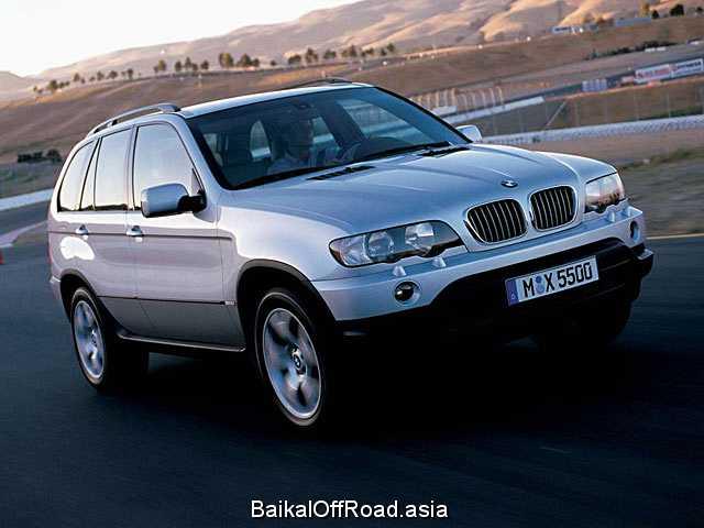 BMW X5 3.0d (218Hp) (Механика)