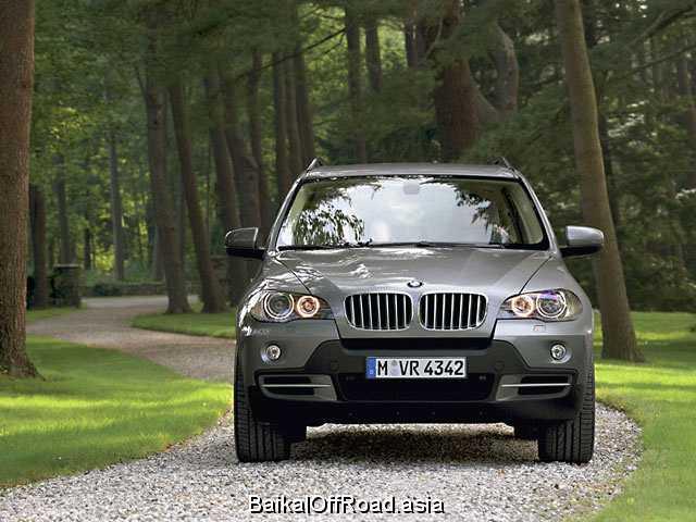 BMW X5 4.8 i (355Hp) (Автомат)