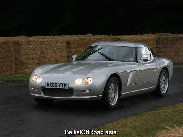 Bugatti EB112 6.0 V12 (461Hp) (Механика)